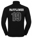 MAYFLOWER 19 ¼ ZIP SWEATSHIRT